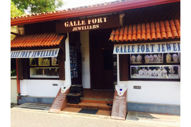 Galle Fort Jewellers