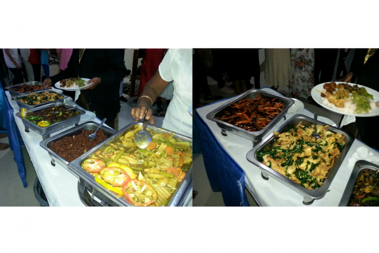 Sha Catering Service