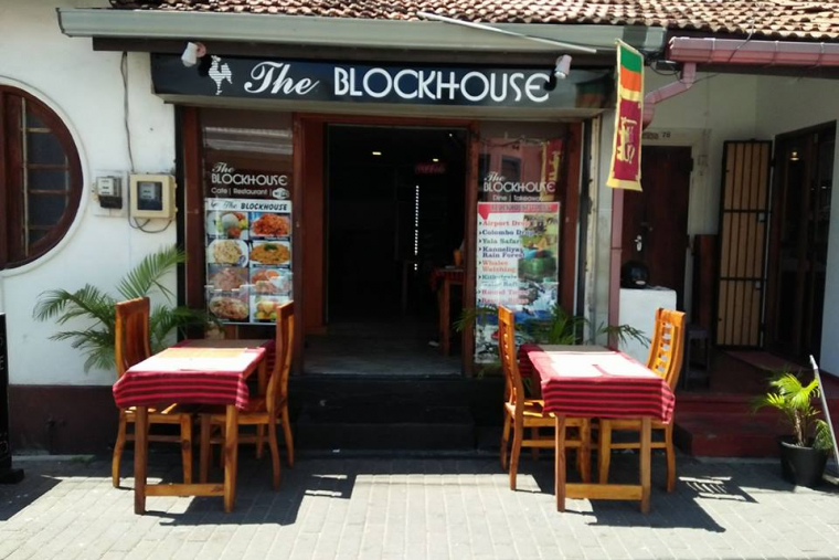 The Blockhouse Cafe
