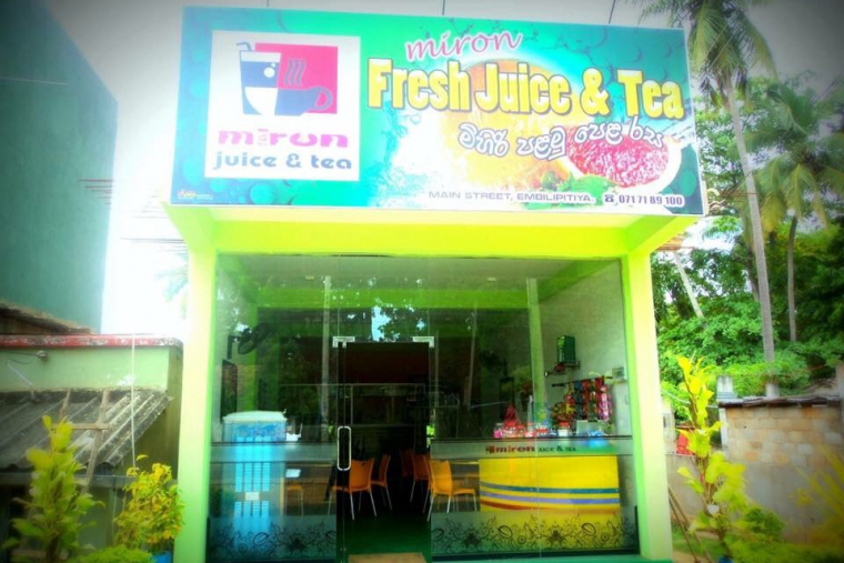 Miron Juice & Tea