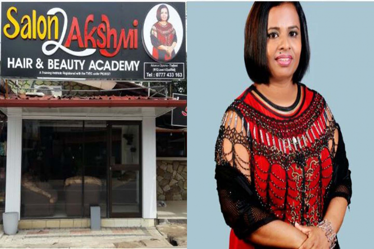 Salon Lakshmi Hair & Beauty Acadamy - NVQ level 4