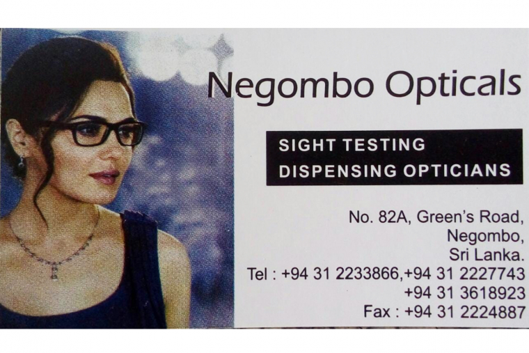 Negombo Opticals