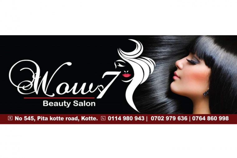 WOW 7 Hair & Beauty Salon