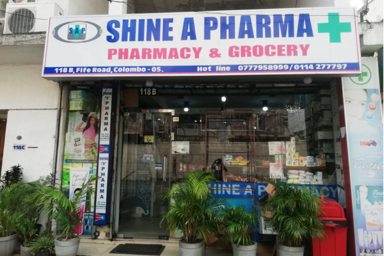 Shine A Pharma & Grocery
